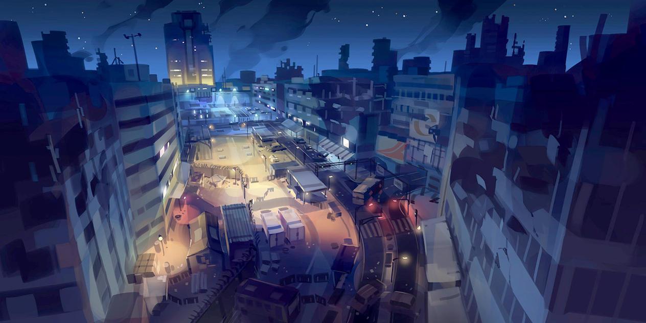 City by ddal84