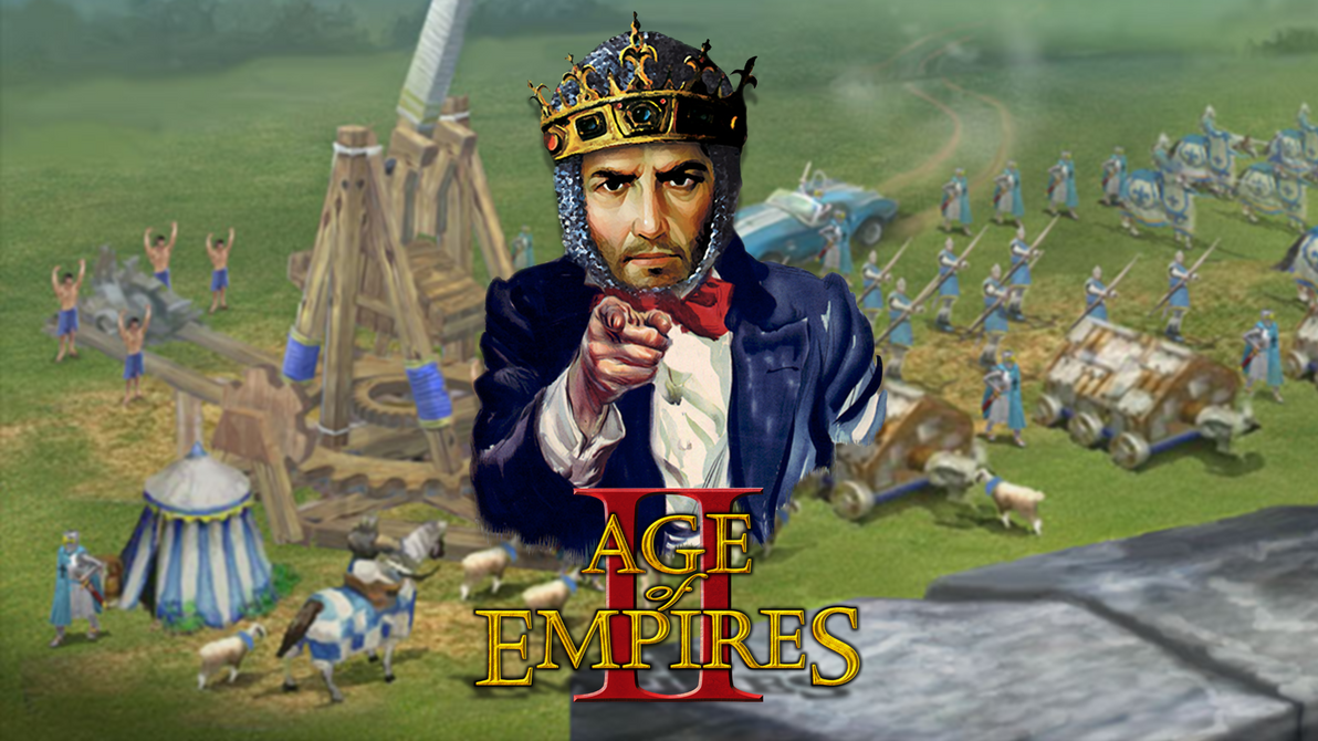 Age Of Empires Wallpaper: Age Of Empires II Wallpaper HD By Borisdiaduch On DeviantArt