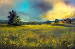 My beautiful village....