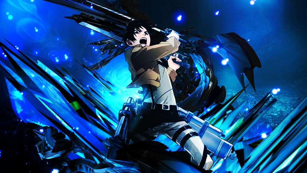 Eren Jaeger Wallpaper By Ulquiorracyfer On Deviantart