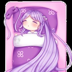Sleepy Kasumi