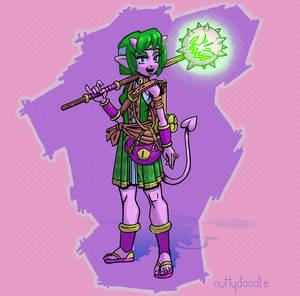 Ciara O Murchadha, Warlock of Balor