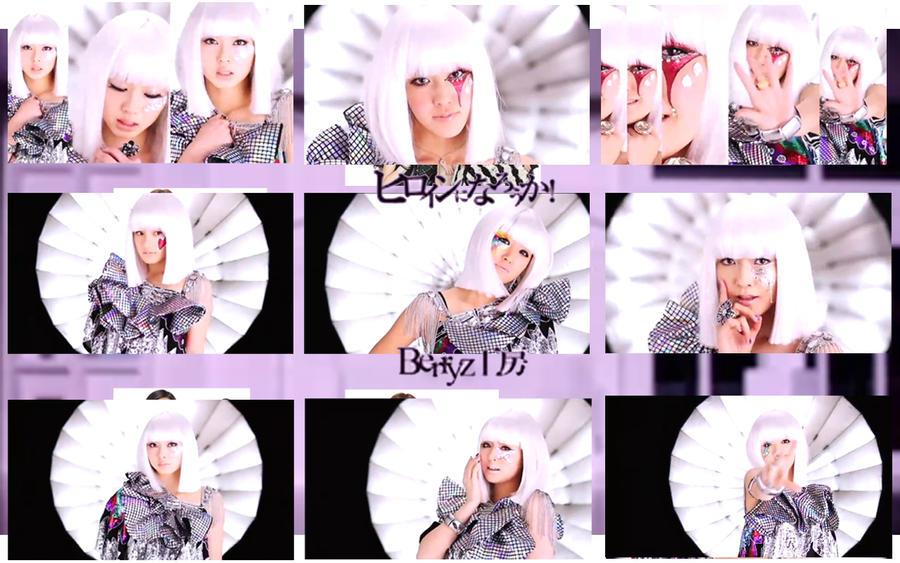 Berryz_New_PV1_Heroine by Shimgu