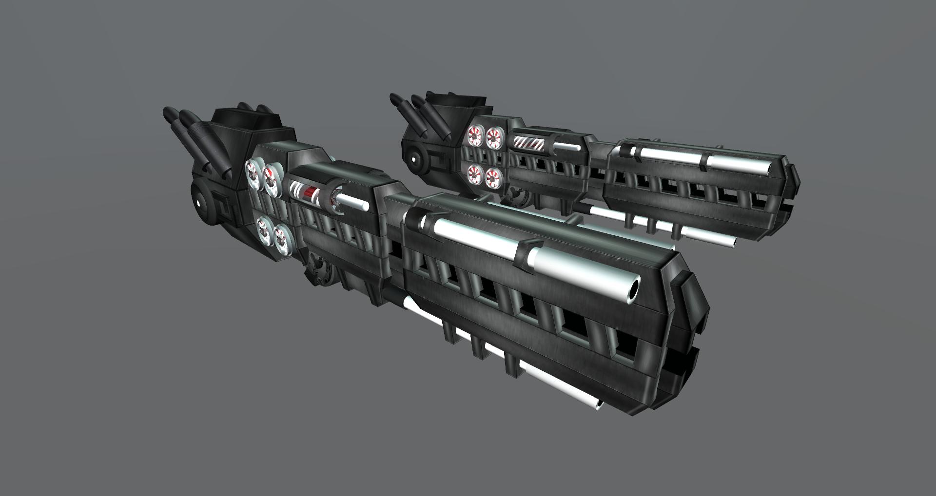 Futuristic Light Machine Gun | www.imgkid.com - The Image ...