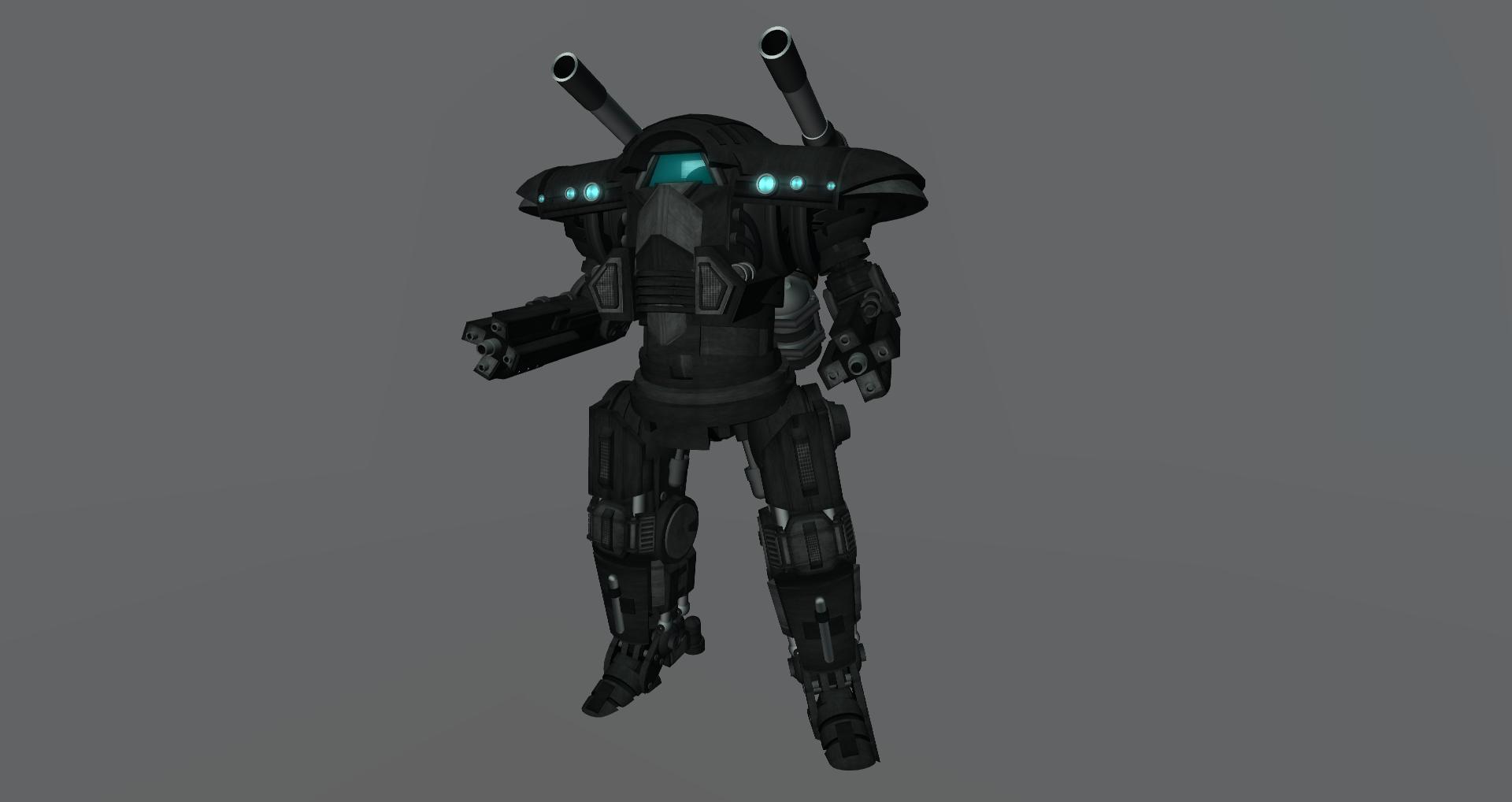 3D Futuristic Armor Suit 1 by Zarthak on DeviantArt