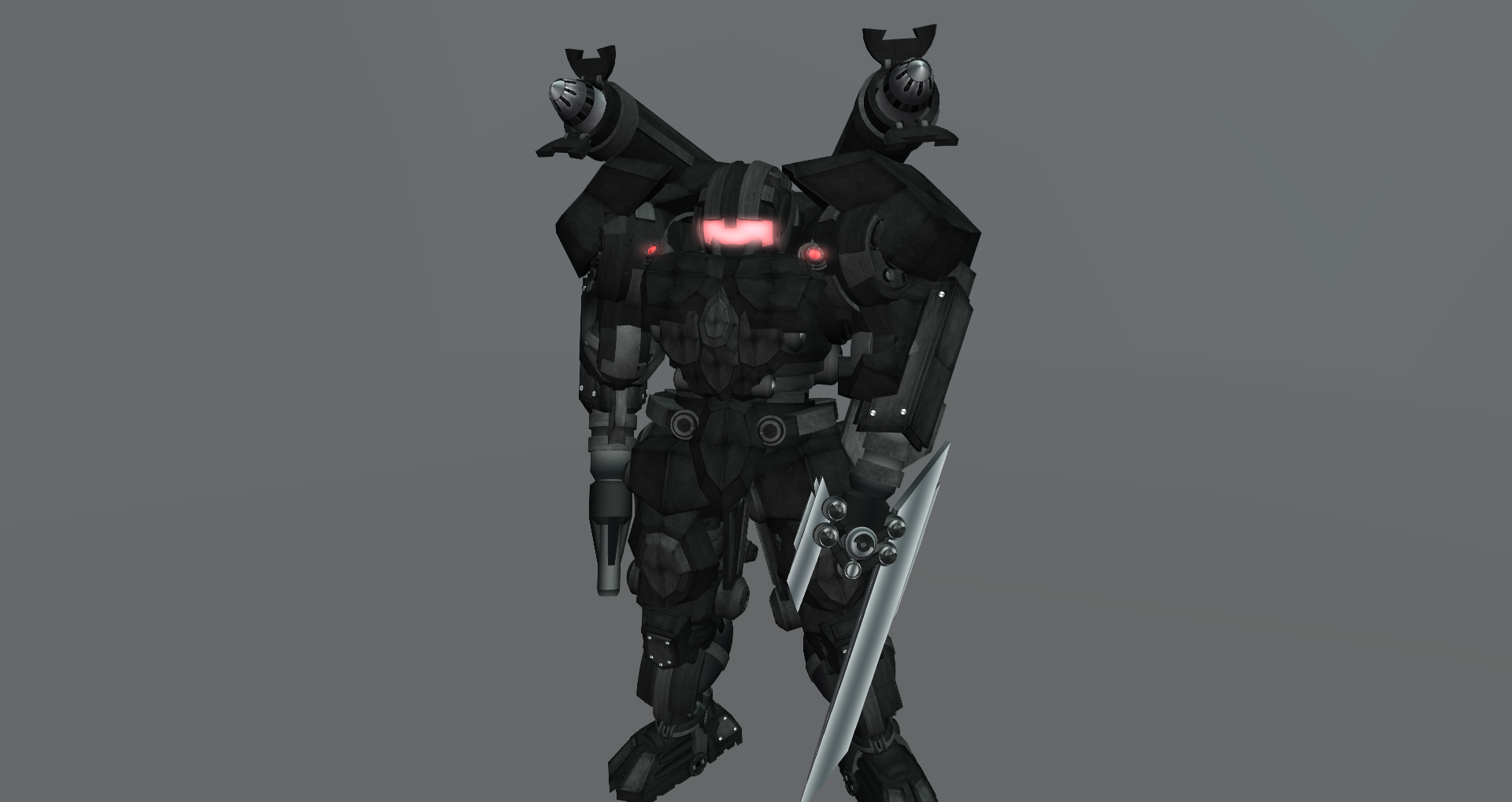 3D Futuristic Armor Suit 2 by Zarthak on DeviantArt