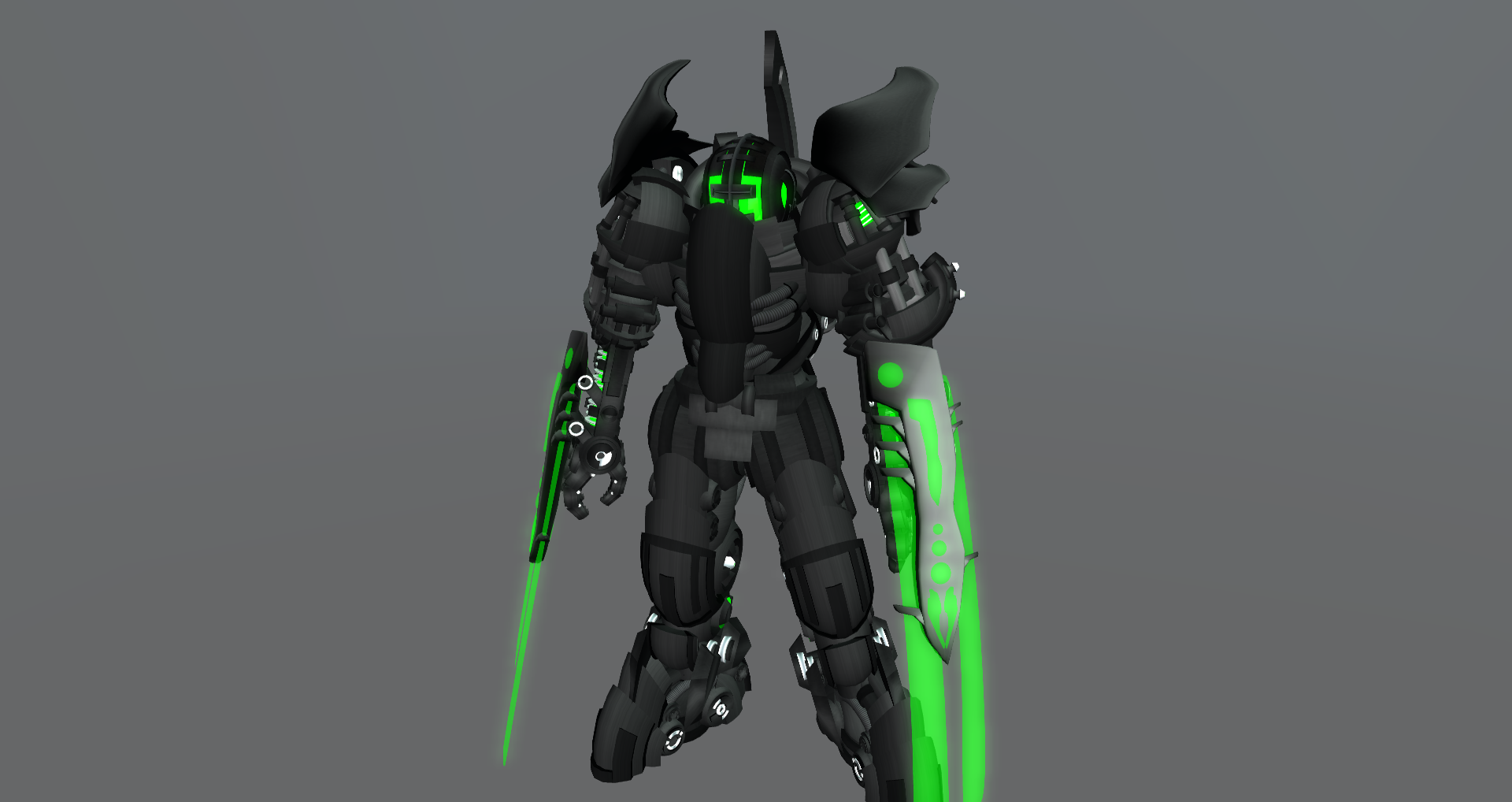3D Futuristic Armor Suit 3 by Zarthak on DeviantArt