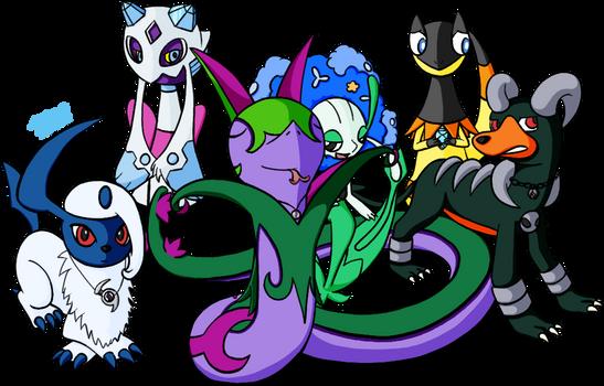 The Trainerless Team