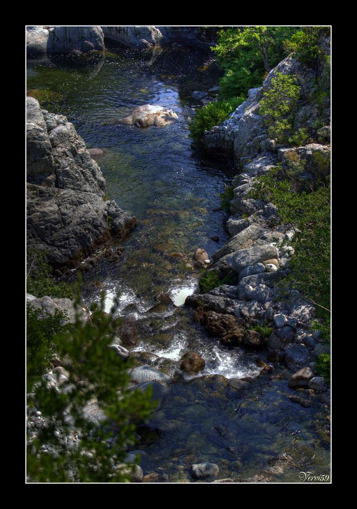 blue River by vervi59