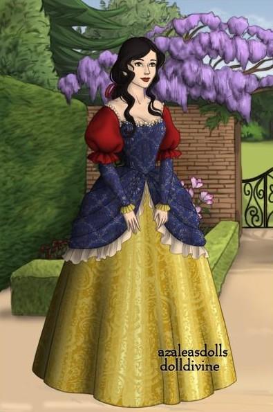The Tudors: Snow White by moonprincess22