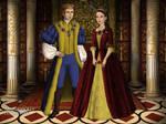 The Tudors: Adam and Belle