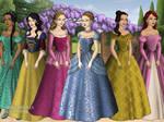 The Tudors: Disney Princesses