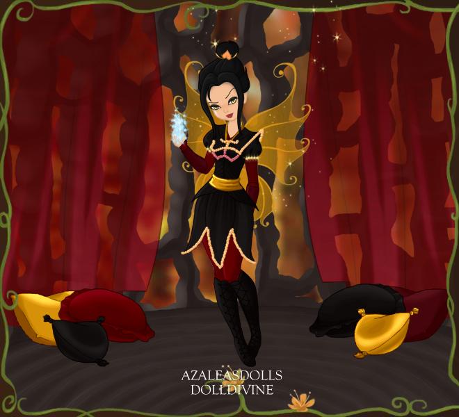 Pixie Scene Maker: Princess Azula by moonprincess22