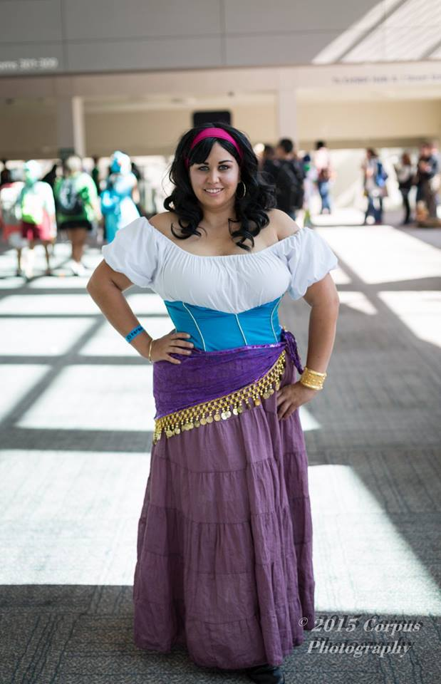 Esmeralda (Cosplay) by moonprincess22