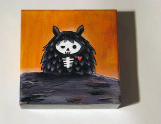 Monster painting 5