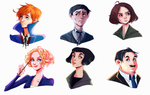 some fantastic beasts