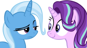 Trixie And SG Vector - Really Starlight?