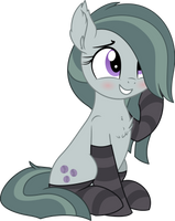 Marble Pie Vector 01 - Little Smile by CyanLightning