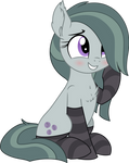 Marble Pie Vector 01 - Little Smile