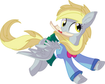 Derpy Vector 01 - You Got Mail!