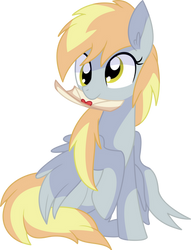 Derpy Vector 02 - Another Mail by CyanLightning