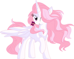 Princess Celestia Vector 01 - Flower