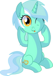 Lyra Vector 05 - Silly Lyra