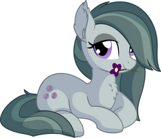Marble Pie Vector 02 - Flower by CyanLightning