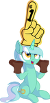 Lyra Vector - Boots and Hand by CyanLightning