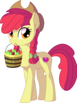 Apple Bloom Vector 17 - Want Some Apples