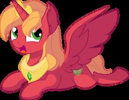 Big Mac Vector 01 - Pretty Princess by CyanLightning