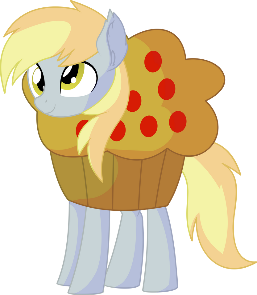 derpy_vector_05___muffin_costume_by_cyan