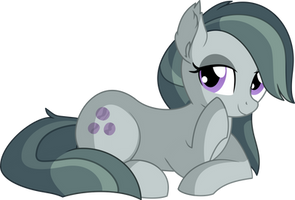 Marble Pie Vector 3 - Smiling at You by CyanLightning
