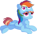 Windy Whistles Vector 03 - Rainbow Hat