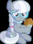 Silver Spoon Vector 04 - Chocolate Milkshake