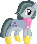 Marble Pie Vector 06 - Winter Outfit