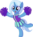 Trixie Vector 08 - Cheerleader