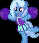 Trixie Vector 08 - Cheerleader