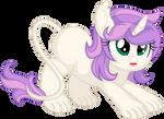 Nova Bellfire Vector 01 - Cat Pony by CyanLightning