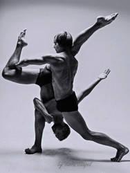 Ballet. Equilibrium, part 2 by KoraStapel