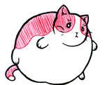 Fat fat fat cat.