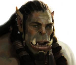Warcraft: Durotan by TalaStrogg