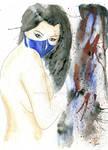 Kitana Watercolor