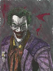 The Joker by Chuck-K
