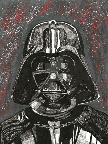 Darth Vader by Chuck-K