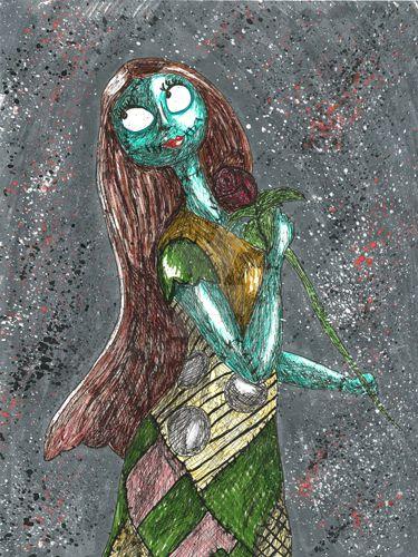Sally Nightmare Before Christmas by Chuck-K