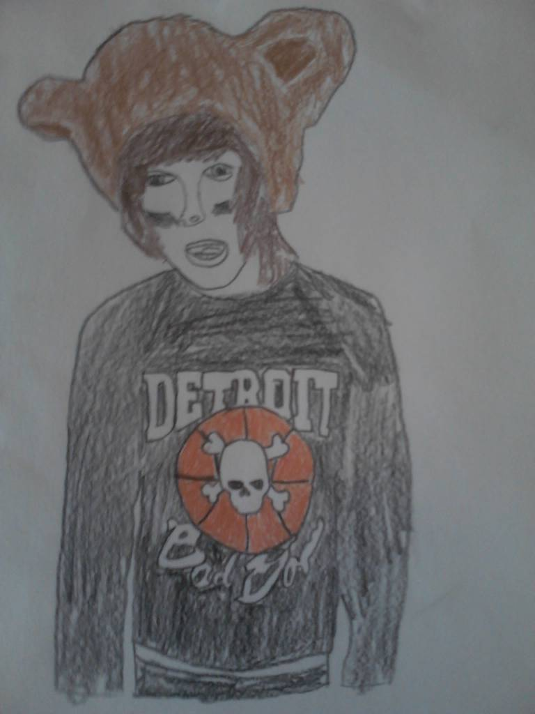 My Drawing of Christopher Drew by XxNeverShoutNeverx on ...