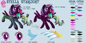 Stella Starlight Reference 1