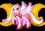 Rarity-Princess's Commission