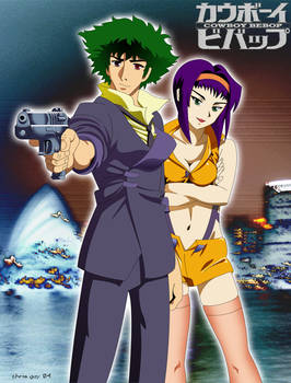 Spike and Faye: Version 1